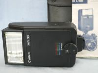 '  AB34 ' Canon AB34 Cased Camera Flash + Inst £9.99